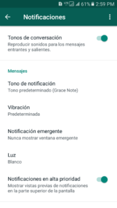 WhatsApp Messenger 5